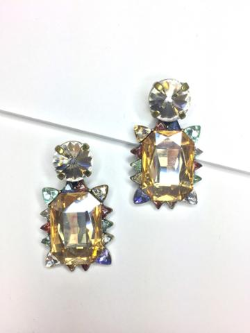 BaubleBar Citrine Drop Earring