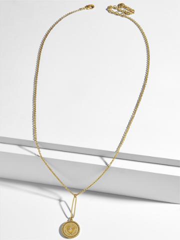 BaubleBar Mely Pendant Necklace
