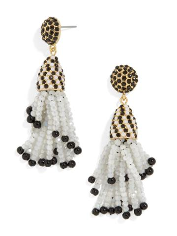 BaubleBar Adelina Tassel Earrings
