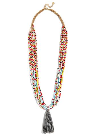 BaubleBar Chloe Statement Necklace