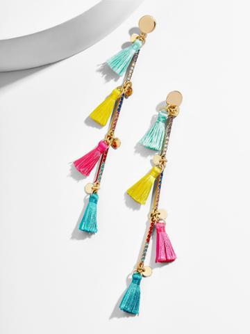 BaubleBar Gina Tassel Earrings