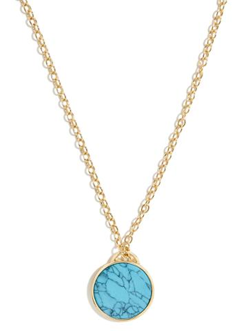 BaubleBar Aura Pendant Necklace