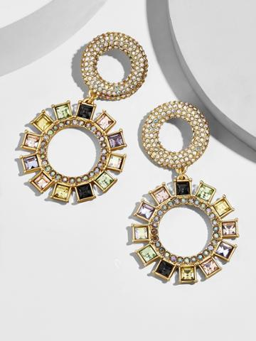 BaubleBar Pandora Hoop Earrings