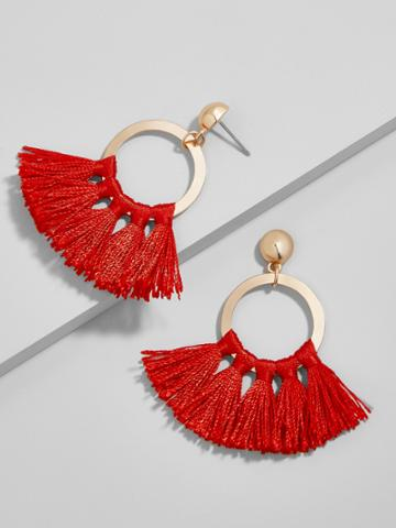 BaubleBar Sachi Tassel Earrings