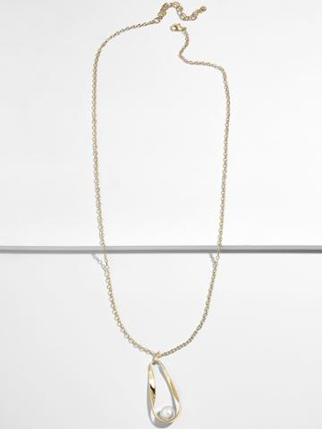 BaubleBar Stasia Pendant Necklace