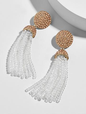 BaubleBar Elle Tassel Earrings