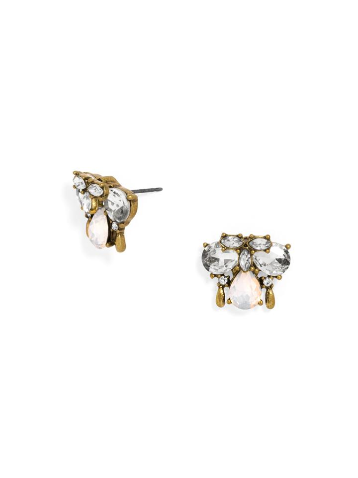 BaubleBar Crystal Flurry Studs