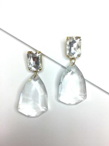 BaubleBar Octa Drop Earrings