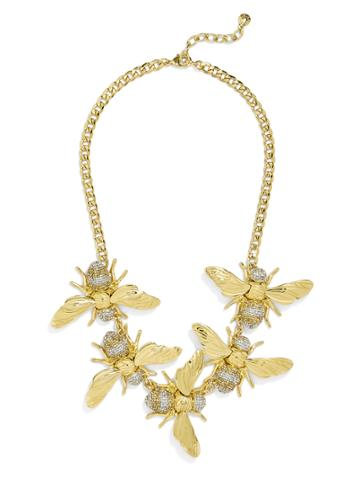 BaubleBar Beehive Necklace