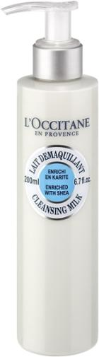 L'occitane Shea Cleansing Milk