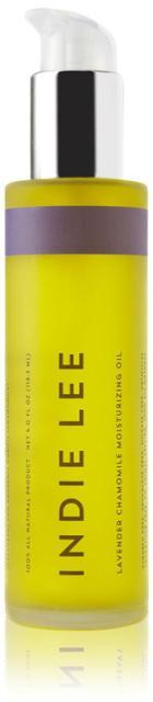 Indie Lee Moisturizing Oil - 4 Oz - Lavender Chamomile