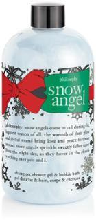 Philosophy Shower Gel - Snow Angel - 16 Oz