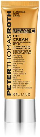 Peter Thomas Roth Cc Cream Broad Spectrum Complexion Corrector - 30