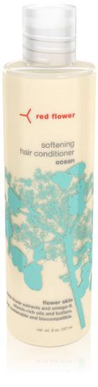 Red Flower Ocean Softening Hair Conditioner