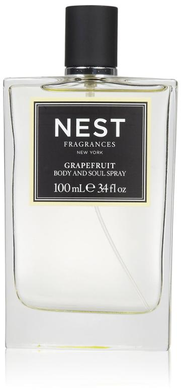 Nest Fragrances Grapefruit Body & Soul Spray