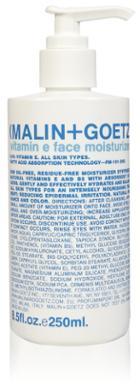Malin + Goetz Vitamin E Face Moisturizer W. Pump