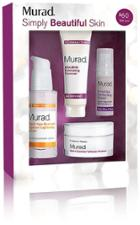 Murad Simply Beautiful Skin Gift Set ($98 Value) - 4ct