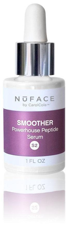 Nuface Smoother Peptide Serum