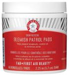 First Aid Beauty Skin Rescue Blemish Patrol Pads- 60 Pads