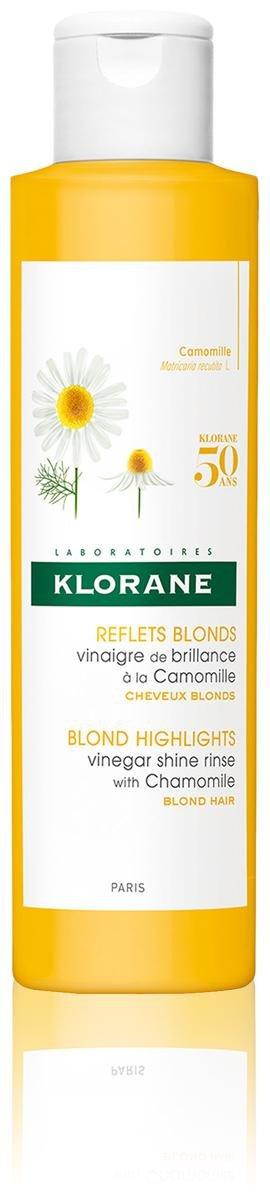 Klorane Clarify & Shine Rinse With Chamomile - 6.7 Oz