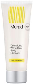 Murad Youth Builder Detoxifying White Clay Body Cleanser - 6.75 Oz