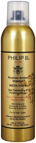 Philip B. Russian Amber Imperial Insta-thick
