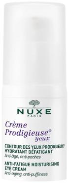 Nuxe Creme Prodigieuse Anti-fatigue Moisturising Eye Cream - 0.5 Oz
