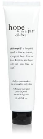 Philosophy Hope In A Jar Oil Free Moisturizer