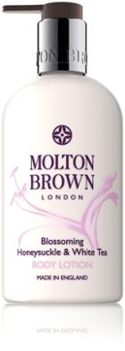 Molton Brown Body Lotion - Blossoming Honeysuckle & White Tea - 10 Oz