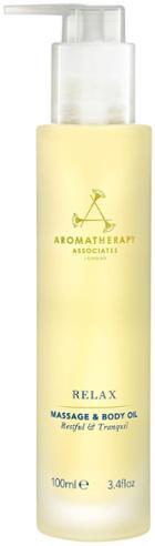 Aromatherapy Associates Relax Massage & Body Oil