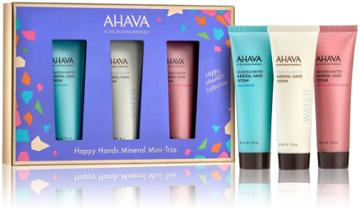 Ahava Happy Minerals Mini Hand Cream Trio - 1 Ct