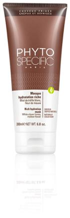 Phyto Phytospecific Rich Hydration Mask Naturally Coiled Hair - 6.8 Oz