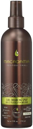 Macadamia Professional Curl Enhancing Spray - 8 Oz