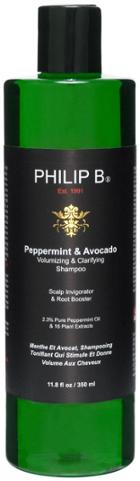 Philip B. Peppermint & Avocado Volumizing & Clarifying Shampoo