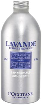 L'occitane Lavender Foaming Bath