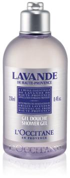 L'occitane Organic Lavender Shower Gel