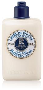 L'occitane Shea Ultra Rich Shower Cream