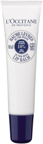 L'occitane Shea Ultra Rich Lip Balm - Shea Butter - 0.4 Oz