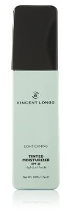 Vincent Longo Light Canvas Tinted Moisturizer Spf 25