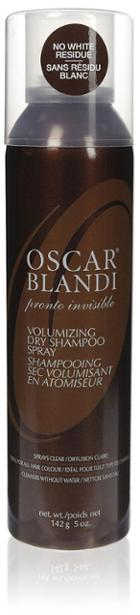 Oscar Blandi Pronto Invisible Dry Shampoo Spray