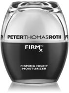 Peter Thomas Roth Firmx Firming Night Moisturizer