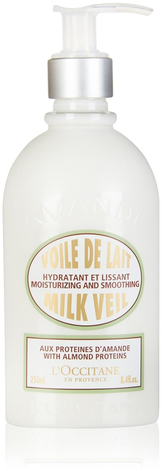 L'occitane Almond Milk Veil Smoothing Body Lotion
