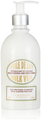 L'occitane Almond Milk Veil Smoothing Body Lotion