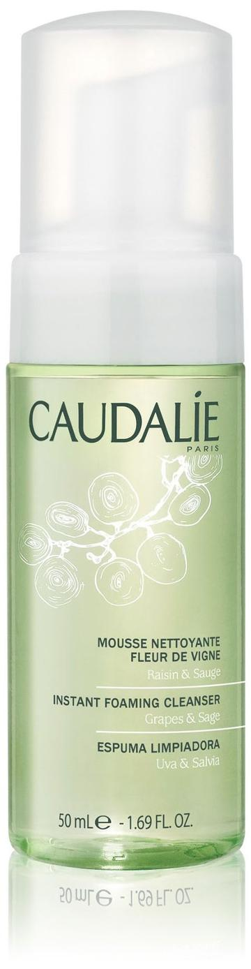 Caudalie Cleansers Instant Foaming Cleanser Fleur De Vigne Travel
