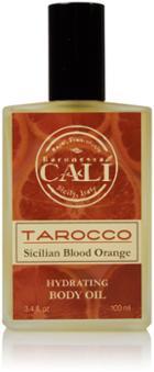 Baronessa Cali Tarocco Hydrating Body Oil - 3.4 Oz