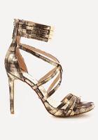 Bebe Naddia Strappy Sandals