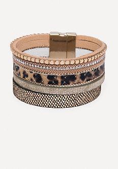 Bebe Mix Strand Bracelet
