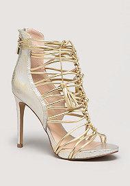 Bebe Hedda Strappy Sandals