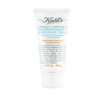 Kiehl's Superbly Efficient Anti-perspirant And Deodorant Cream - 1.7 Oz.