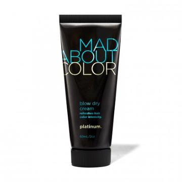 12 Benefits Mad About Color Platinum Blow Dry Cream